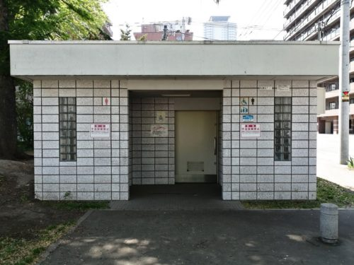 身障者対応トイレ