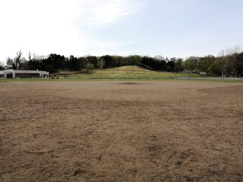 坂下野球場全体