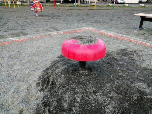 砂場用の遊具