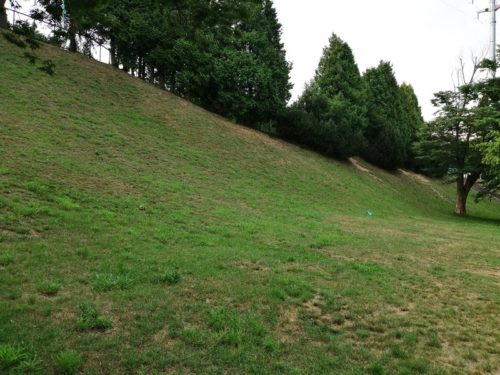5メートル以上の傾斜