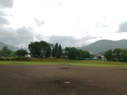野球場(多目的広場)全体