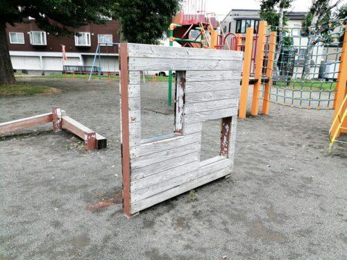 幼児が遊べる遊具