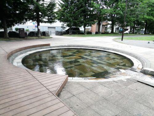 排水エリアプール