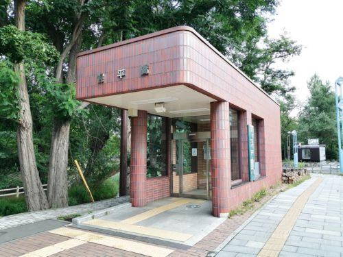 地下鉄幌平橋駅