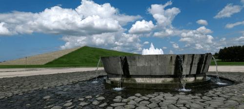 アクアプラザ & カナール(水遊び場)
