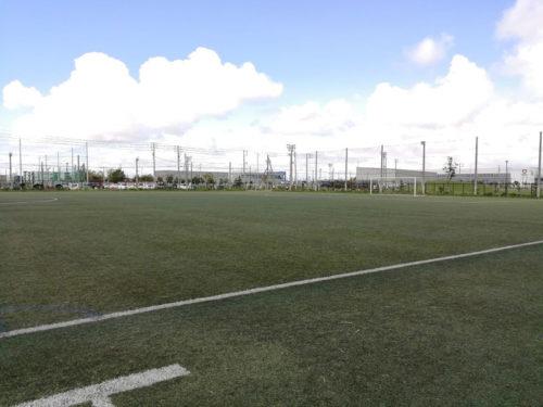 西サッカー場