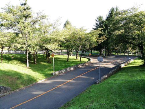 交通コーナー(自転車練習場)