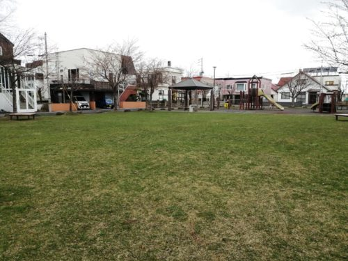 芝の多目的広場
