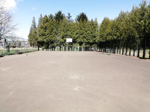テニスコート・バスケットコート