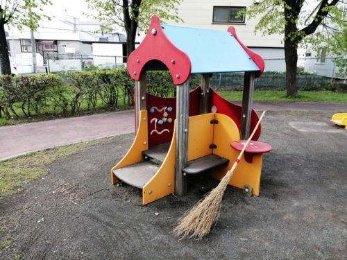 幼児用ハウス遊具