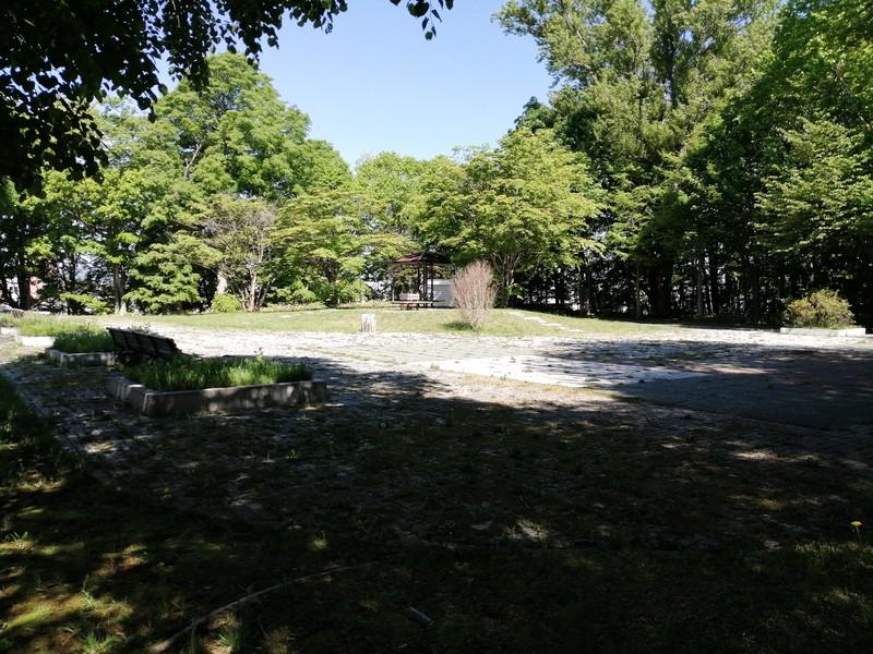 旧上野幌小学校の跡地