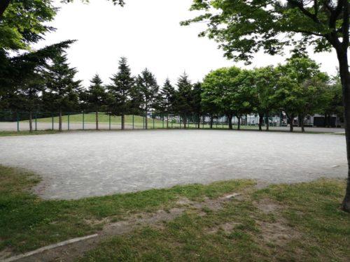 ゲートボール場(自由広場)